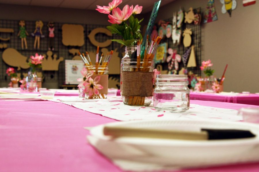 Vintage Whimsy offers DIY art studio, events