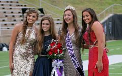 Bell crowned homecoming queen