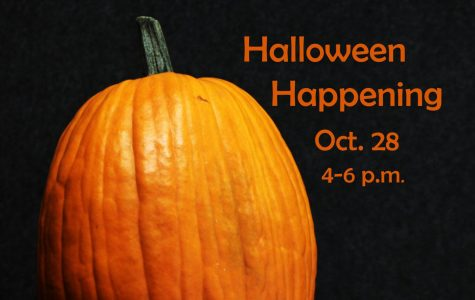 Halloween Happening to welcome community Oct. 28