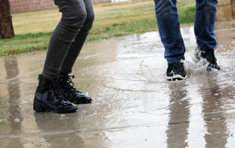 Earth, wind … rain?