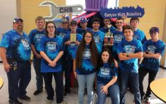 Robotics team builds up to state competition