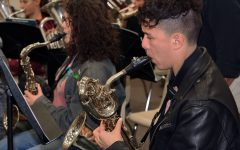 Band members compete in All-Region, advance to area competition
