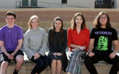 Five earn All-State Choir honors