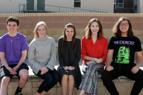 Student journalists earn awards, attend workshops at state convention