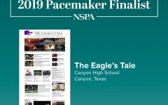 Eagle's Tale named Pacemaker finalist