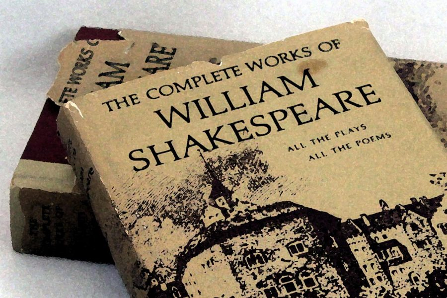 To be or not to be (filled with joy by Shakespeare)