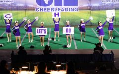 Cheerleaders compete for first time at UIL State Spirit Championships