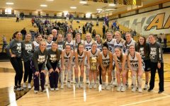 Girls basketball finishes season at regional tournament