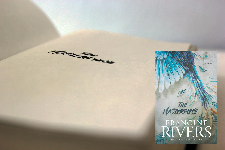 Inside the pages of Francine Rivers' novel