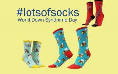 Students encouraged to rock their socks for World Down Syndrome Day