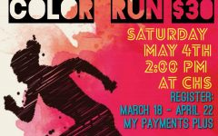 Registration now open for May 4 Color Run to benefit Tatum Tough Foundation