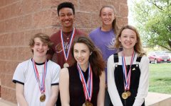 Theater, journalism, speech students advance to state UIL meets