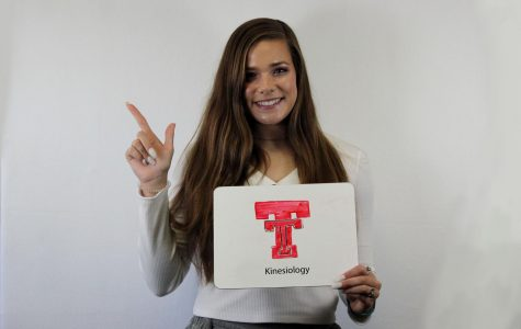 Mackenzie Grimes — Texas Tech University