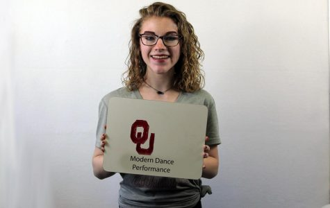 McKinlea Kear — University of Oklahoma
