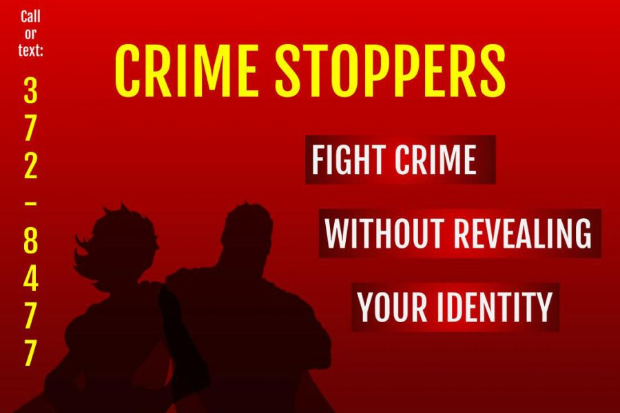 Student+Crime+Stoppers+offers+rewards+and+anonymous+reporting.