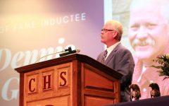 Hall of Fame welcomes '85 grad Dennis Gwyn