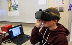 Virtual reality offers students immersive learning experiences