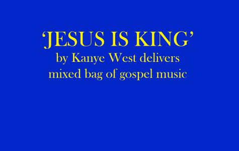 Kanye West delivers mixed bag of gospel music