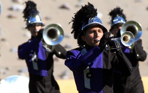 Band contest season marches to a close