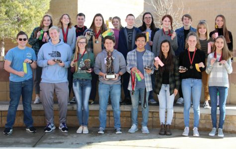 UIL academic team sweeps Texas Tech Red Raider Classic