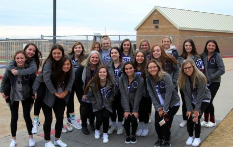 Cheerleaders compete at UIL State Spirit Championships