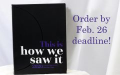 Yearbooks available online through Feb. 26 deadline