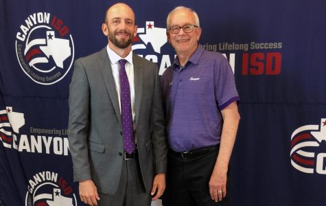 Canyon ISD has chosen Tate Lombard to follow his father, Joe Lombard, as the girls head basketball coach at Canyon High School.