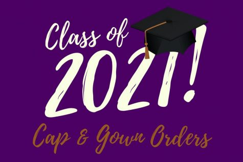 Senior cap, gown orders Nov. 16, 18