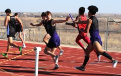 Boys track roster, schedule