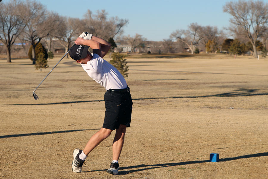 Varsity golf roster, schedule