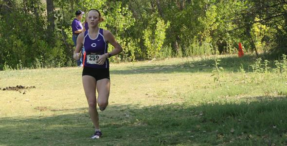 Canyon cross country competes at 6 mile relay