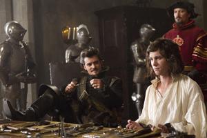 'The Three Musketeers' revamp falls short