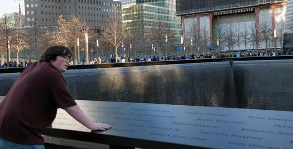 9/11 Memorial reflects on past, shows hope for future