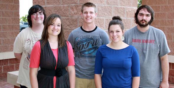 Seniors named Commended in National Merit Scholarship Program