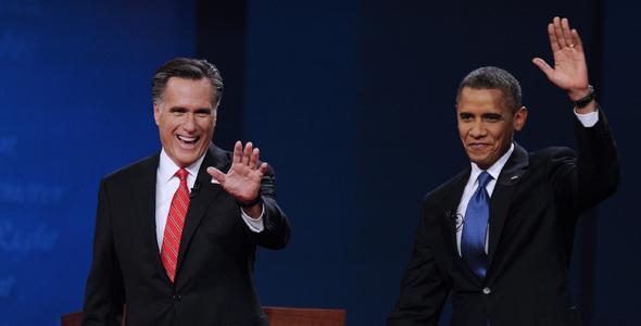 In first Presidential debate, America loses