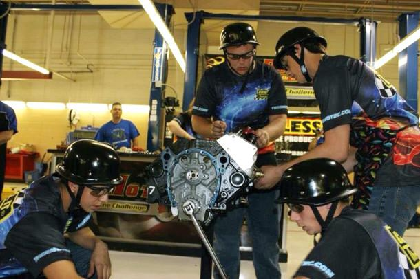 Auto Tech teams win at Fort Worth competition