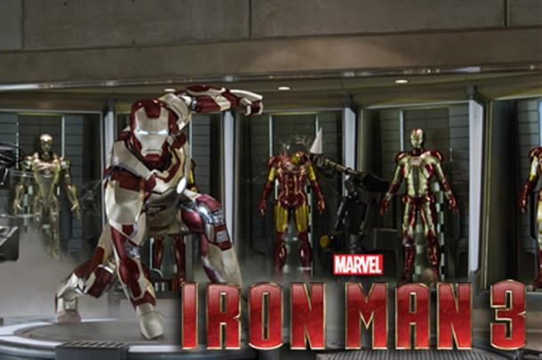 'Iron Man 3' opens the 'Avenger's Initiative Phase 2,' 'steels' the spotlight