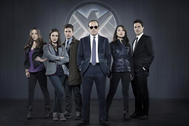 Chloe Bennett, Elizabeth Henstridge, Iain De Caestecker, Clark Gregg, Ming-na Wen and Brett Dalton star in Marvel's