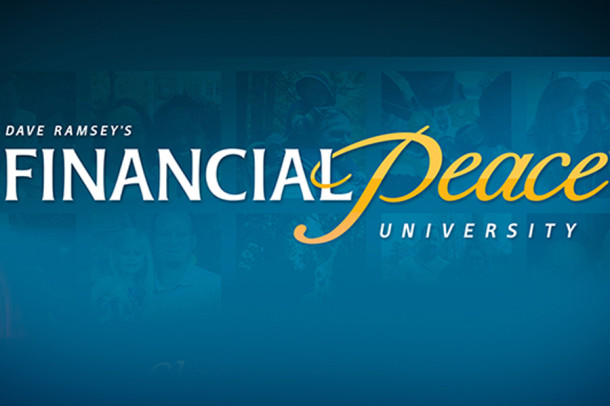Dave Ramsey's Financial Peace University course offered to students