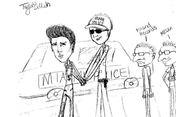 Journalism 1 Editorial Cartoons