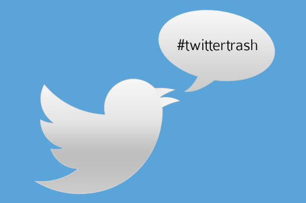 Student frustrated by new Twitter trend