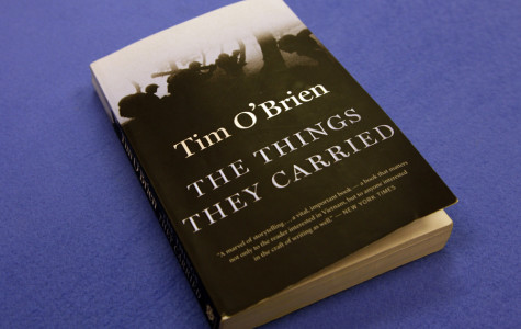 Senior finds 'The Things They Carried' meaningful read