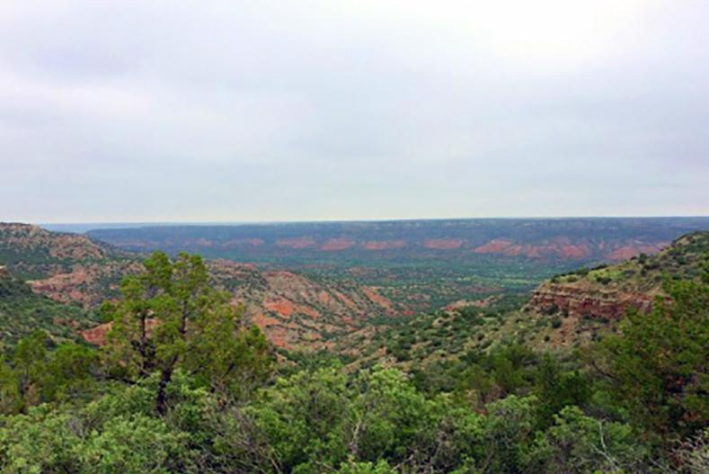 Hidden Falls Ranch is a Christian camp located at the southern edge of Palo Duro Canyon.