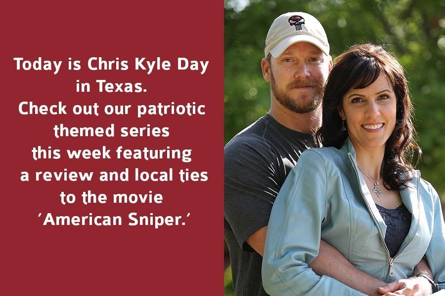 'American Sniper' series begins