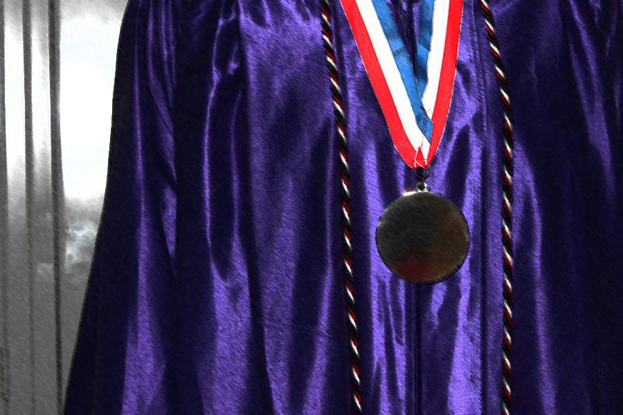 Seniors must abide by graduation dress guidelines.