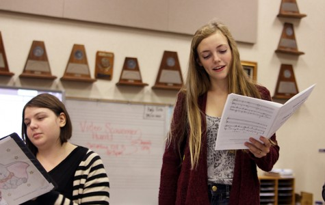 22 choir students advance to All-Region auditions