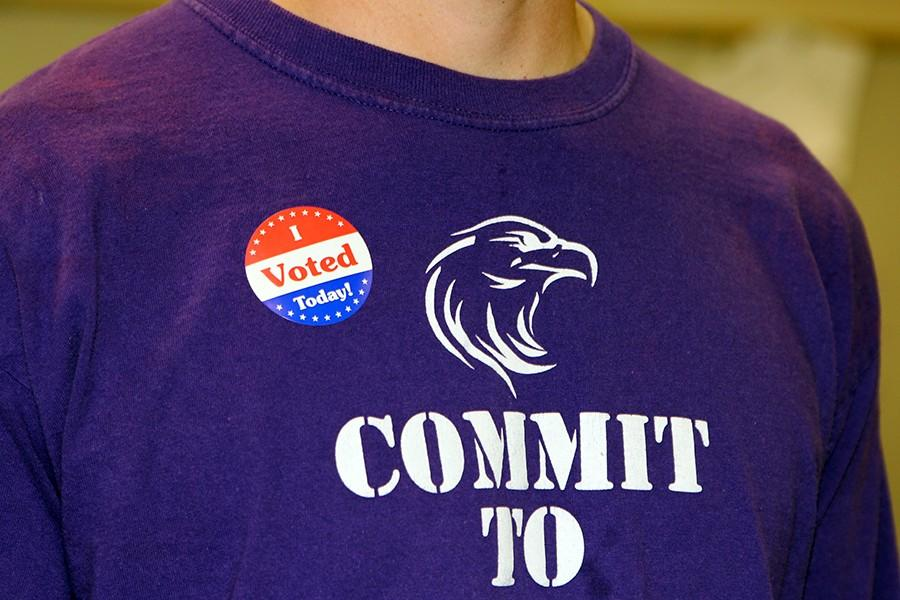 Early primary voting will end Feb. 26. The actual primary will take place March 1.