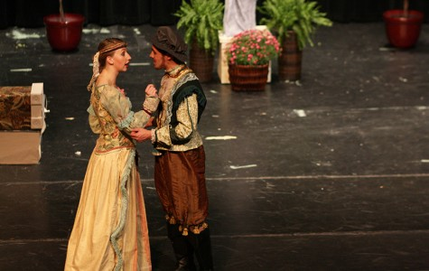 One-act cast to perform comedy 'Much Ado About Nothing' Tuesday, March 29