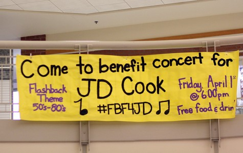 "Choir to benefit Cook family with ""Flashback Friday"" concert April 1"