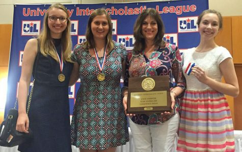 UIL journalism team wins state championship